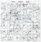 Township 9. N., Range 5 E. - Black Hawk, Sauk County 1921
